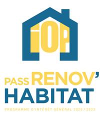 Pass Rénov' Habitat Logo